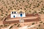 Igreja no Deserto de Atacama