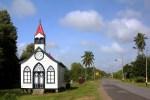 a caminho de Paramaribo