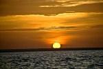 O sol nasce no Rio Maroni