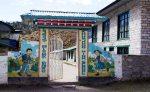 Primeira escola do Khumbu...