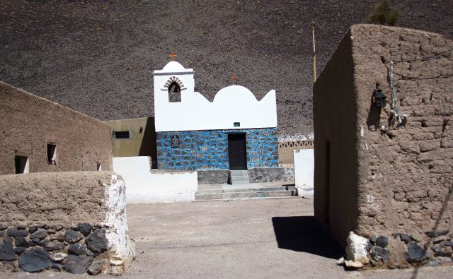 capela do Pueblo de Antofalla