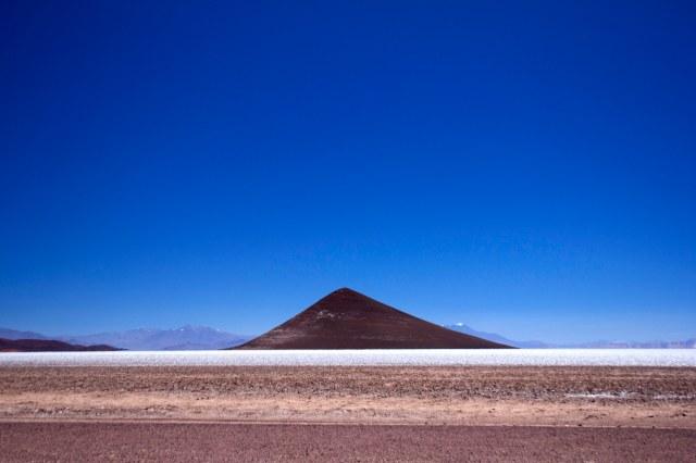 Cono de Arita, Salar de Arizaro, Puna Argentina