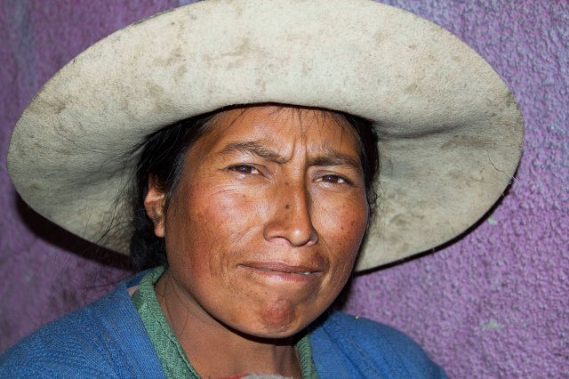Chola Paceña