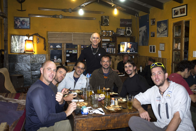 -> Edu, Gabriel, Marcos, Ricardo, Rodolfo, Celso, Max